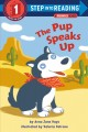 Go to record The pup speaks up : a phonics reader