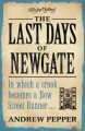Go to record The last days of Newgate : the 1st Pyke mystery