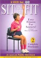 Go to record Sit and be fit : easy fitness for seniors