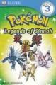 Go to record Pokemon : legends of Sinnoh!