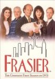 Go to record Frasier. The complete first season