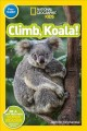Go to record Climb, koala!