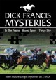 Go to record Dick Francis mysteries in the frame/Blood sport/Twice shy.